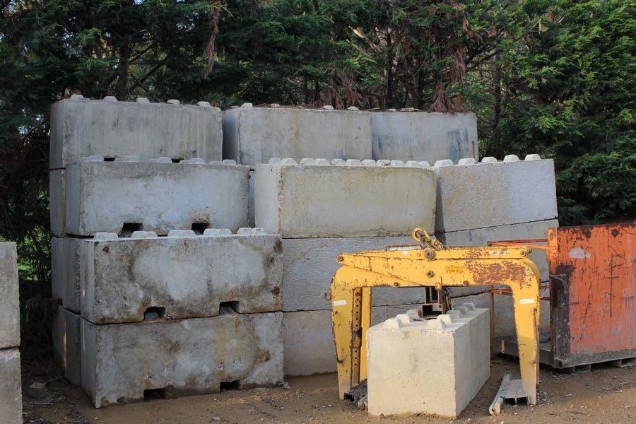 Bur Block