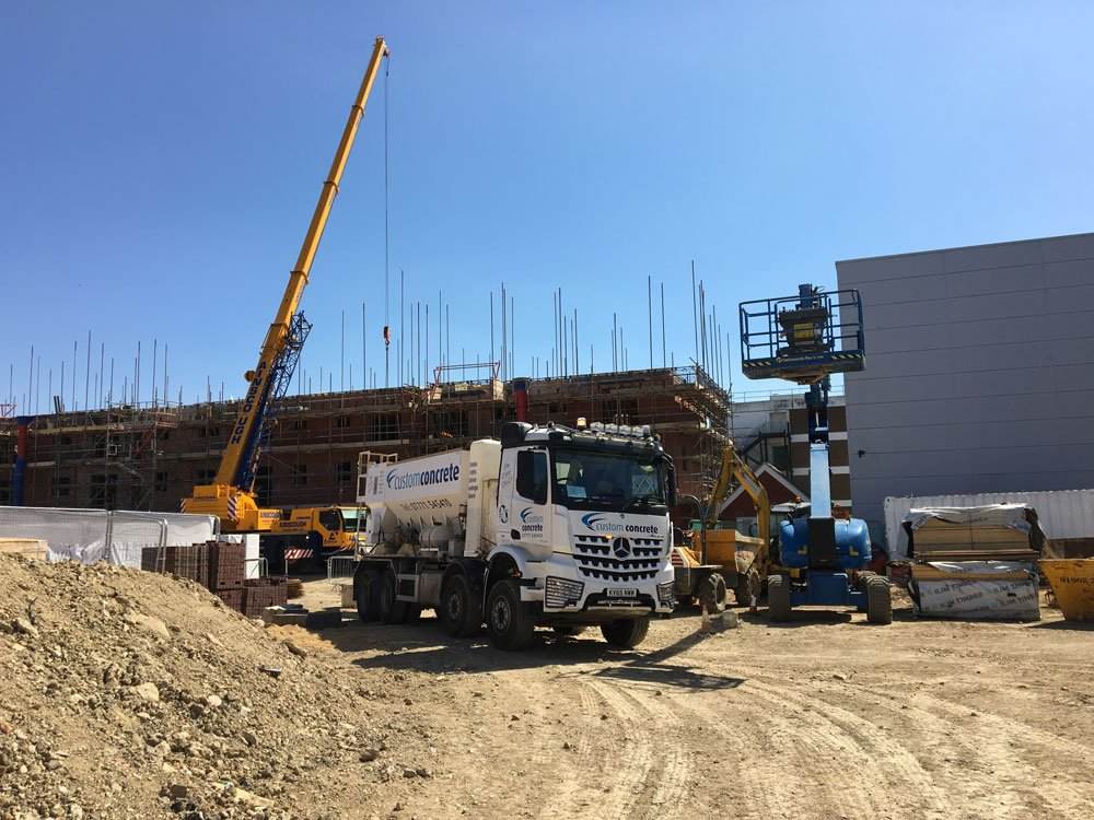 Concrete Bedford
