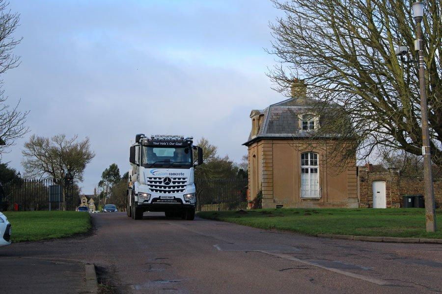 Custom Concrete Bedfordshire