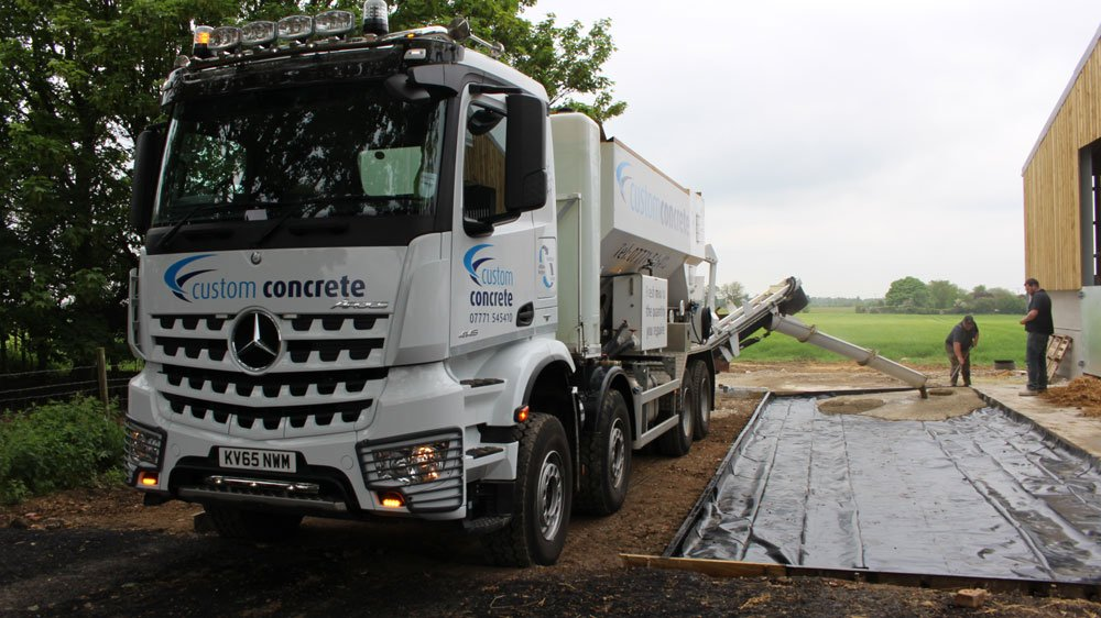 Concrete Products Buckinghamshire