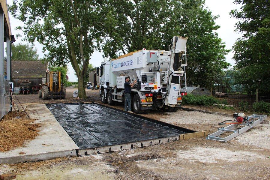 Concrete Products Cambridgeshire