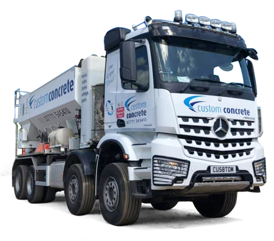 Concrete Supplier Bedfordshire