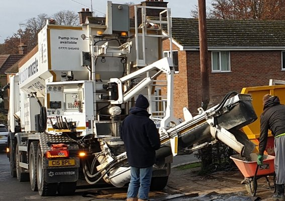 Concrete Supplier in Hertfordshire