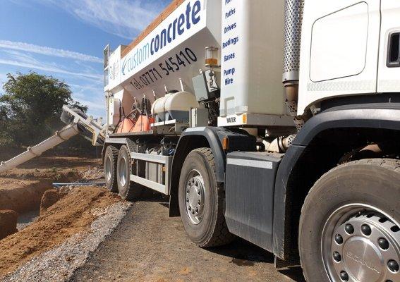Concrete Supplier in Milton Keynes