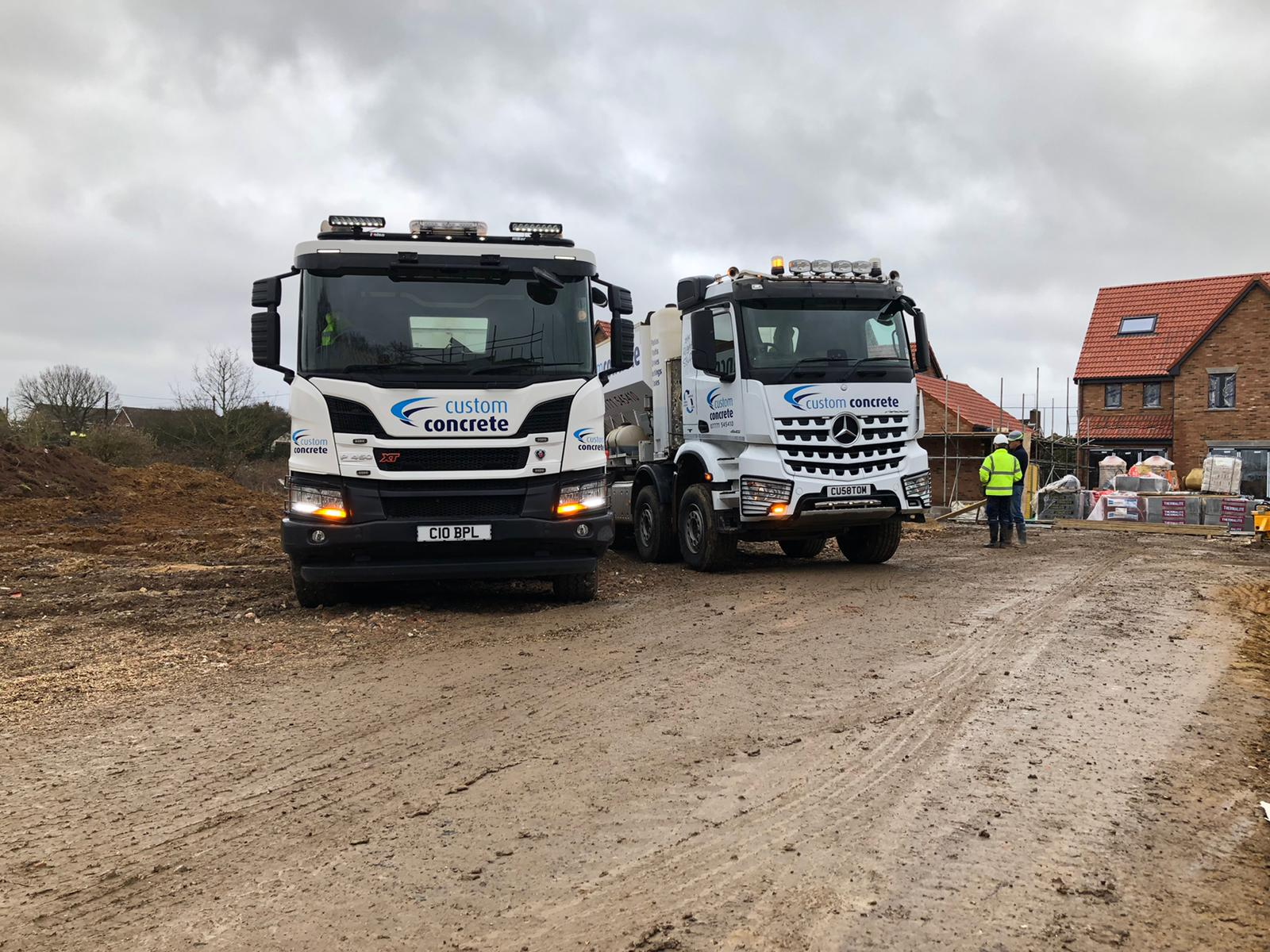 concrete fleet buckinghamshire