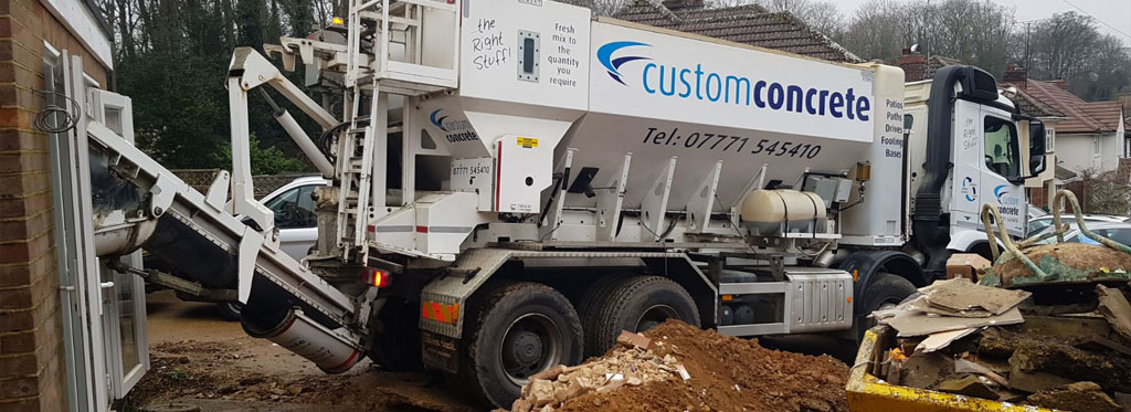 Concrete Pumping Hire