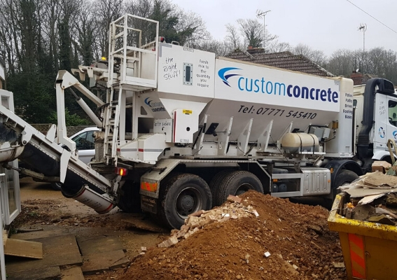 Concrete Supplier Harpenden